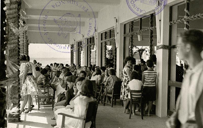 Terraza del Club Náutico de Arrecife II