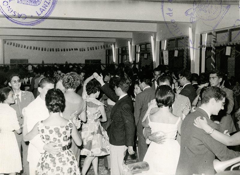 Baile en el Club Náutico de Arrecife I