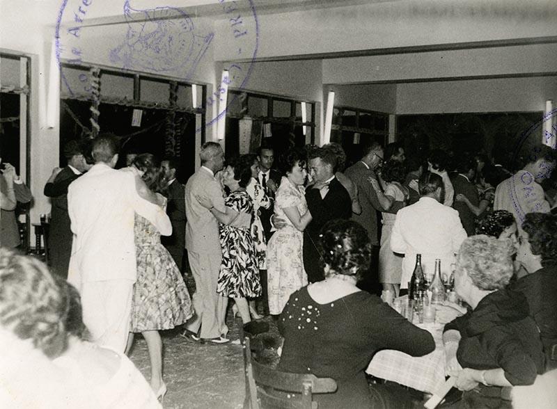 Baile en el Club Náutico de Arrecife II