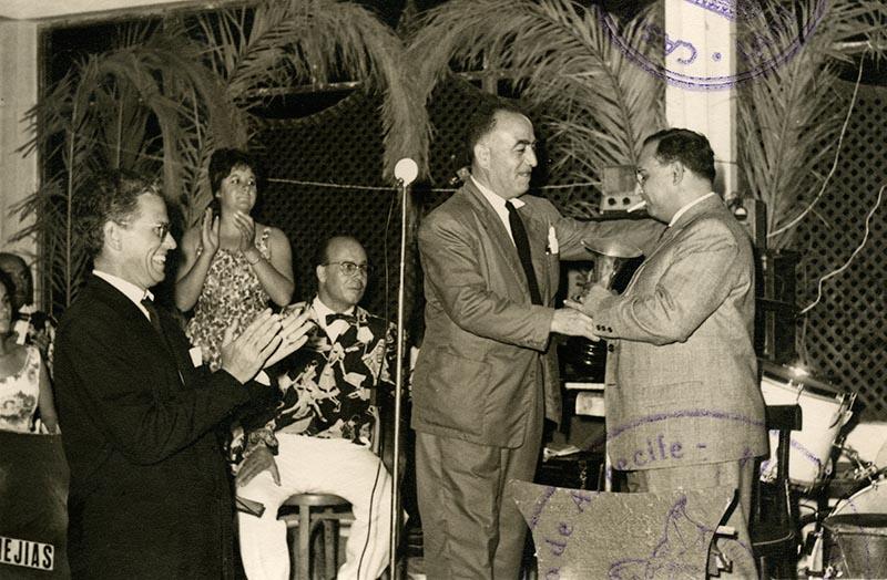 Entrega de premios en el Club Náutico de Arrecife I