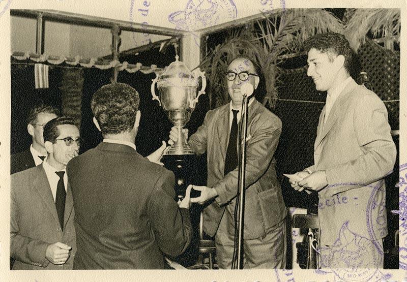 Entrega de premios en el Club Náutico de Arrecife III
