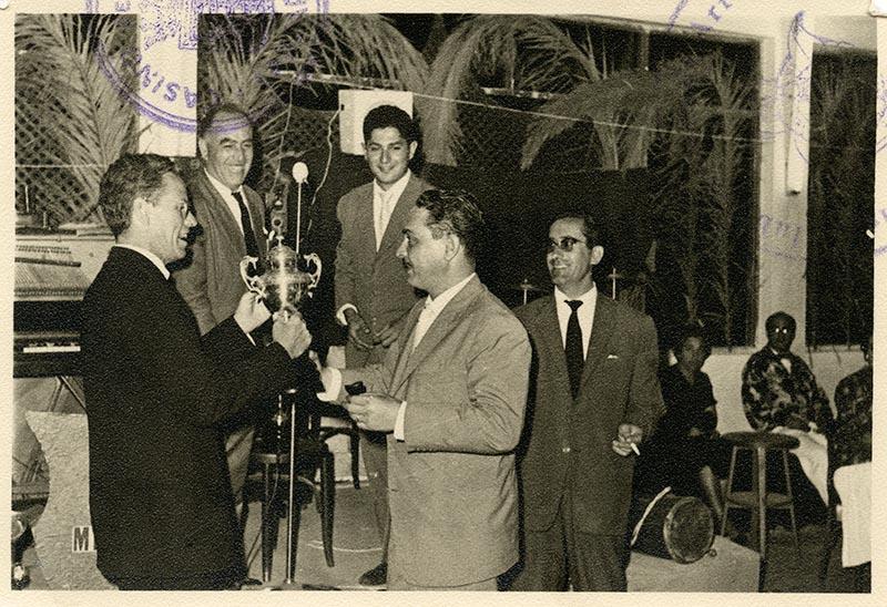 Entrega de premios en el Club Náutico de Arrecife IV