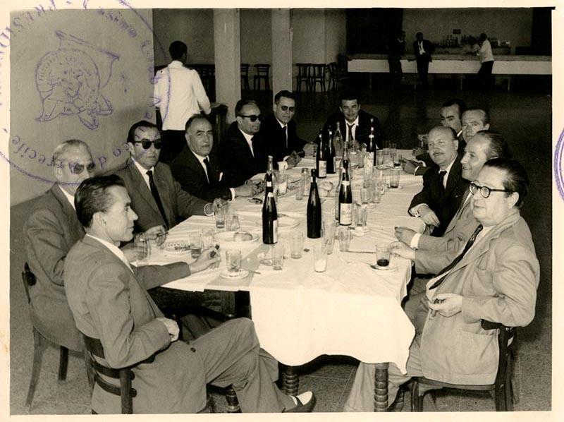 Directiva del Casino Club Náutico V