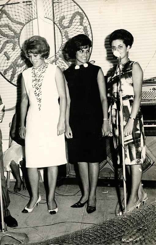 'Reinas' de 'Los Chalanistas' 1964