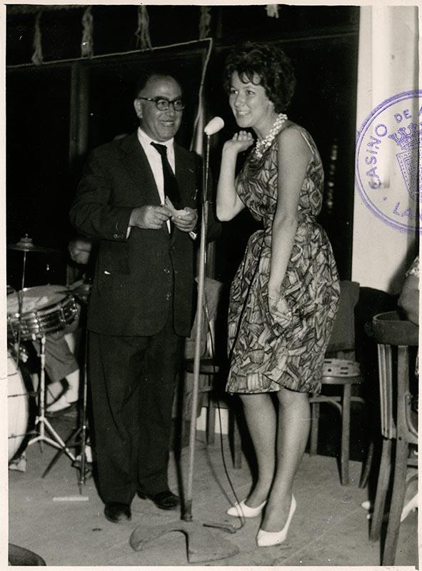 Ana María Blanca Suárez y Marcelino de Páiz II