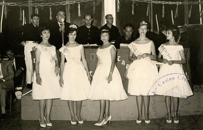 'Reina' del Casino Club Náutico 1961 I