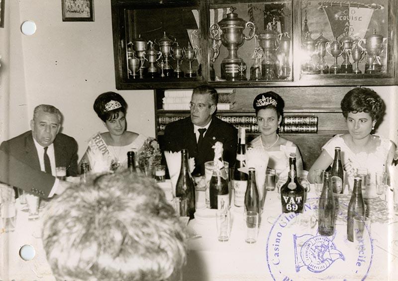 'Reina' del Casino Club Náutico 1961 III