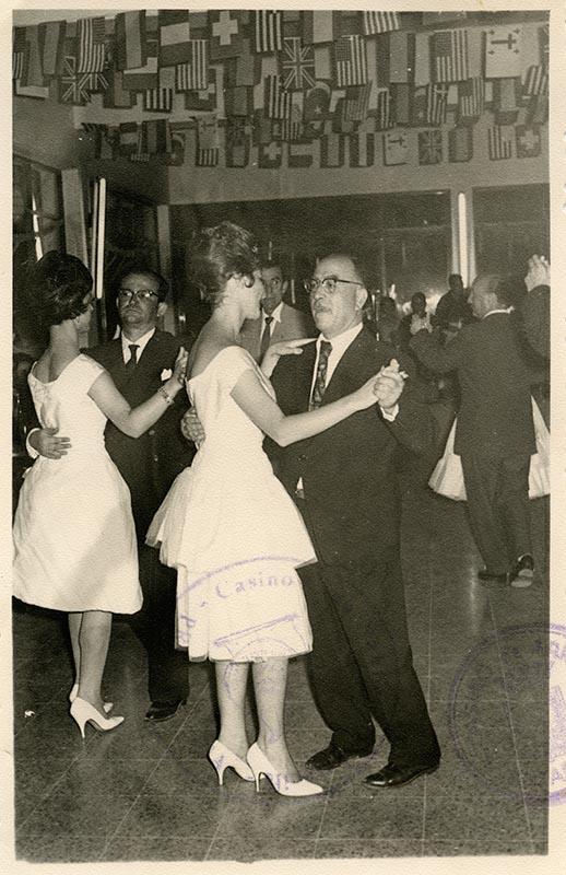 """Reina"" del Casino Club Náutico 1961 IV"