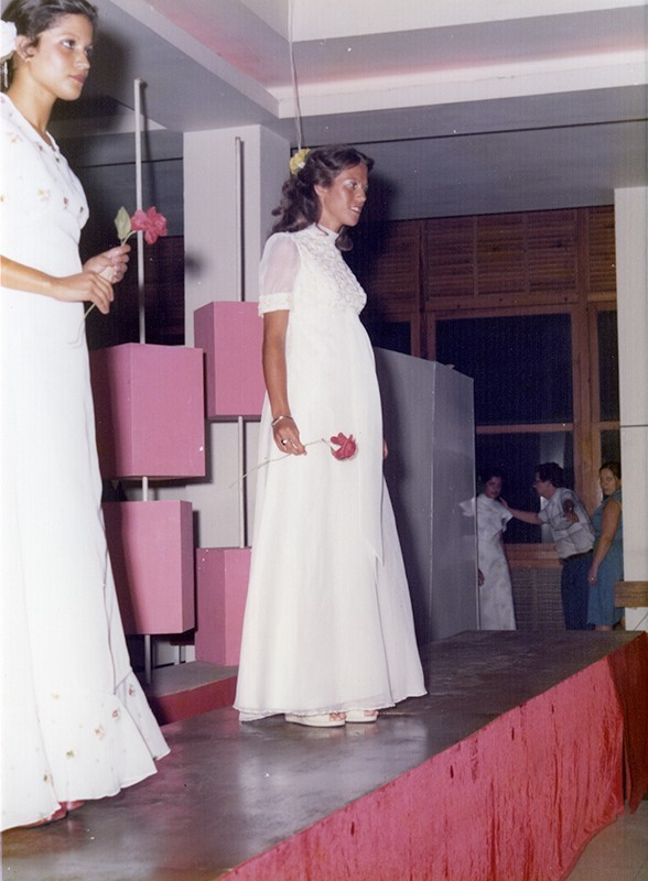 Concurso Miss Círculo Mercantil X