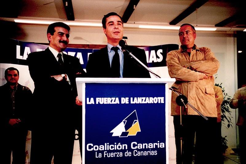 CC durante la campaña electoral de 2000 IV