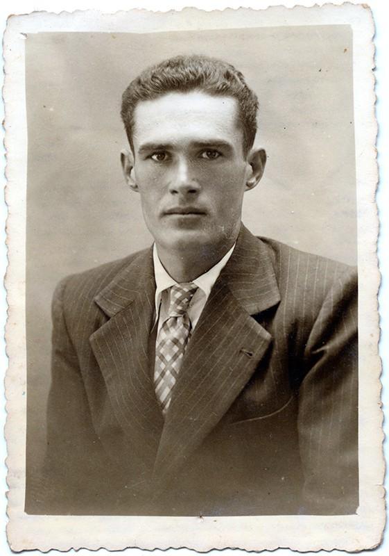 Retrato de Domingo Díaz Figueroa