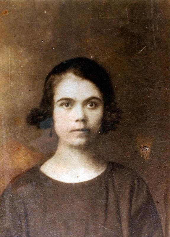 Retrato de Dominga Morales de León II