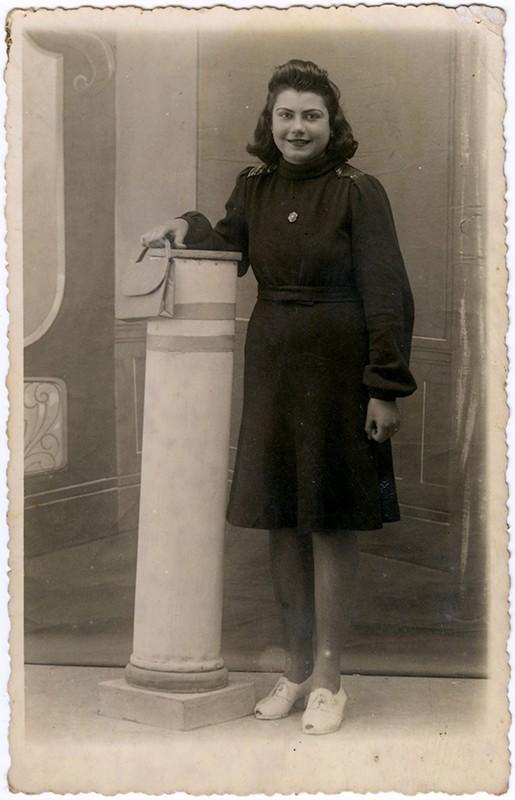 Retrato de Julia Aparicio Morales