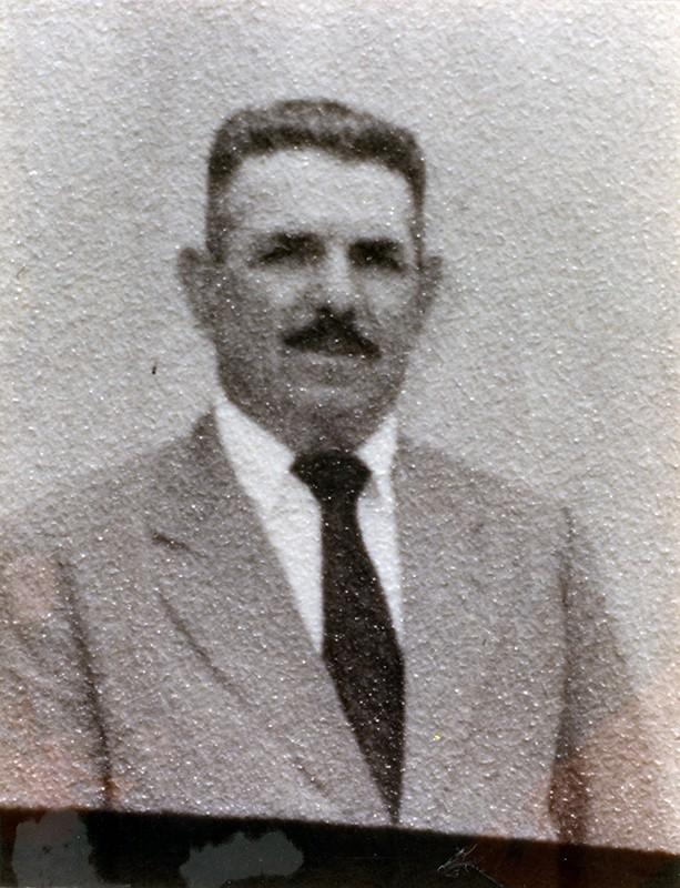 Retrato de Francisco Manuel Aparicio Bonilla