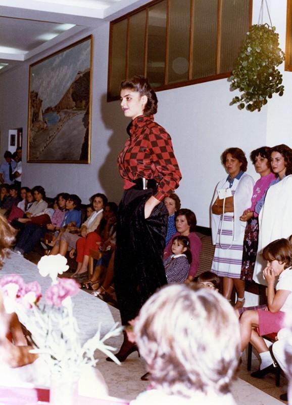 Desfile de moda otoño-invierno VII