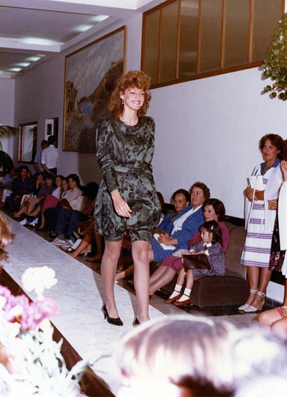 Desfile de moda otoño-invierno XII