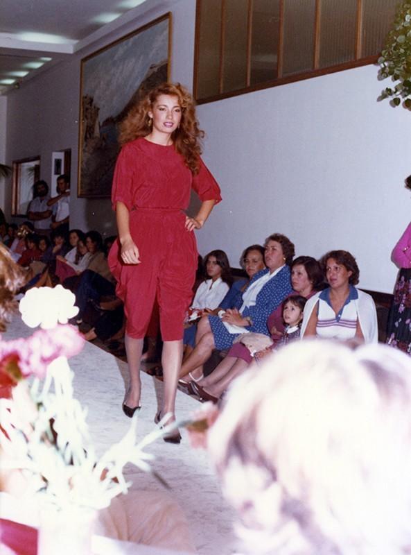 Desfile de moda otoño-invierno XVII