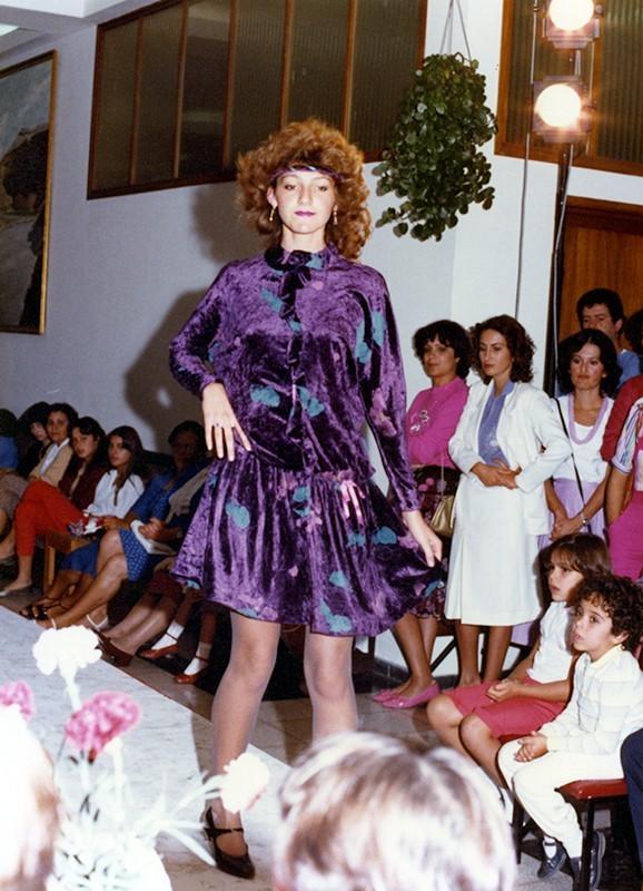 Desfile de moda otoño-invierno XX