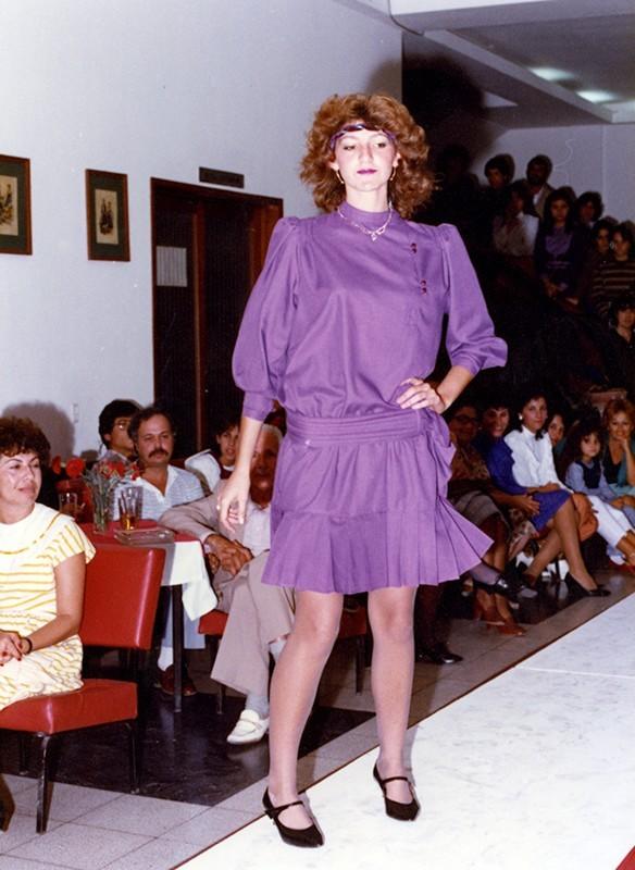 Desfile de moda otoño-invierno XXI