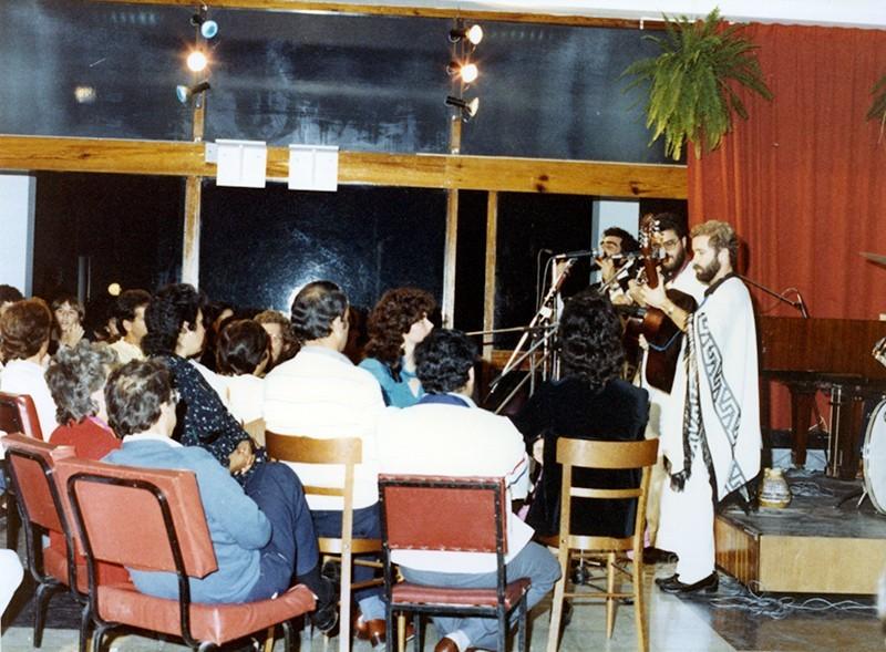 Actuación de Amancay II
