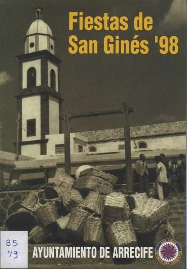 Fiestas de San Ginés 1998