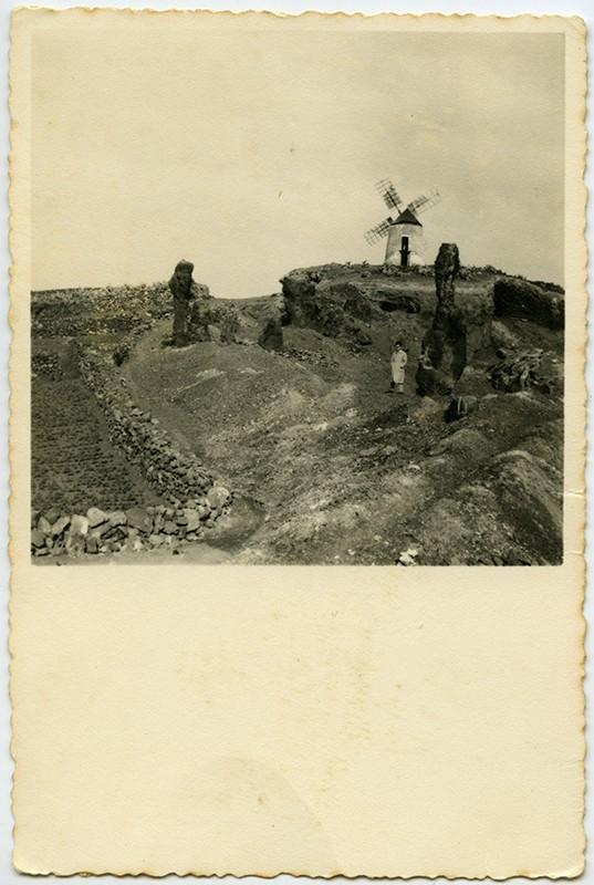 Molino de Guatiza