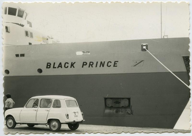 Black Prince IV