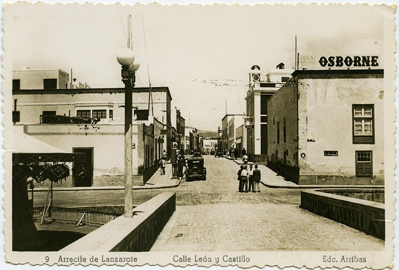 Calle León y Castillo