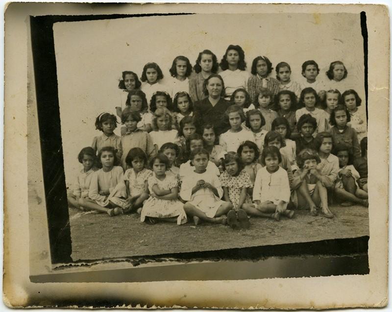Escuela de niñas de San Bartolomé