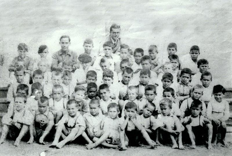 Escuela masculina de San Bartolomé