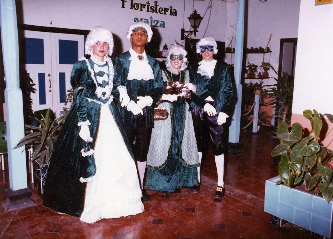 Carnaval en 'El Mercadillo' I