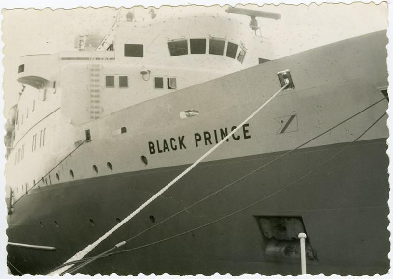 Black Prince V