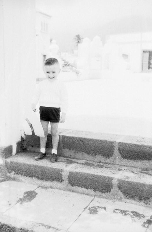 Niño en Máguez I