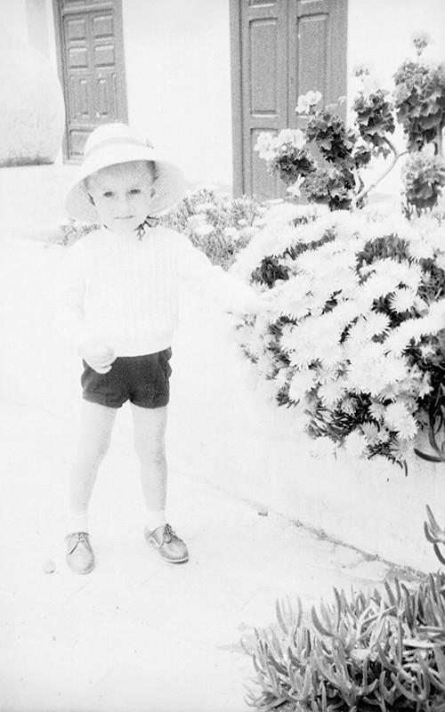 Niño en Máguez II