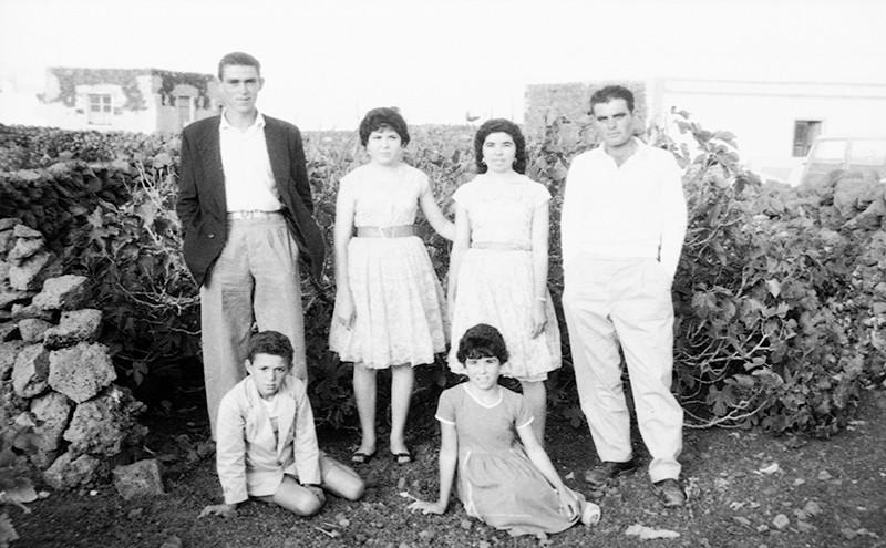 Familia en Ye