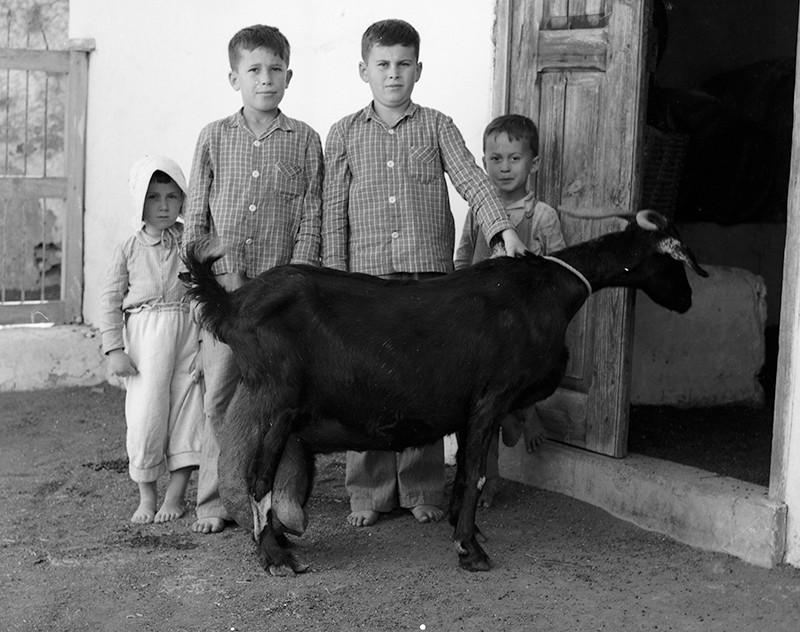 Hermanos Santana de León en Máguez