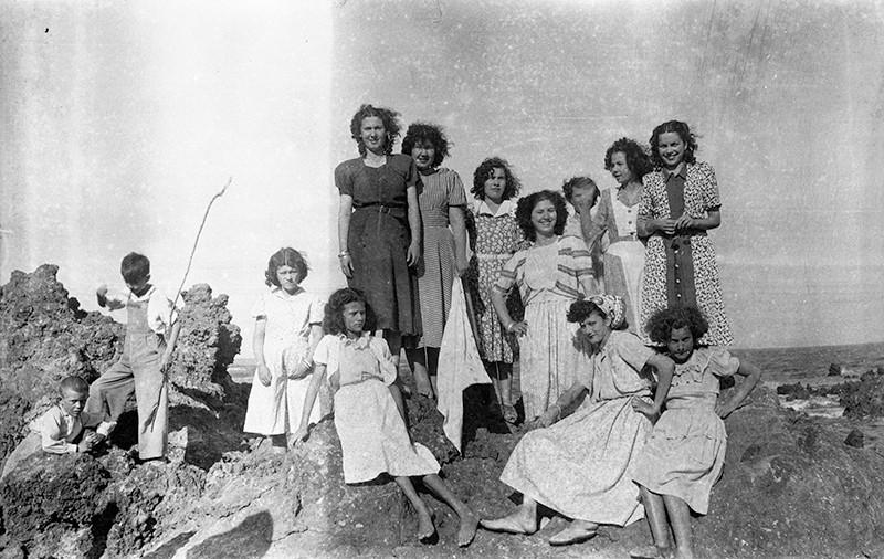 Jóvenes en Punta Mujeres IV