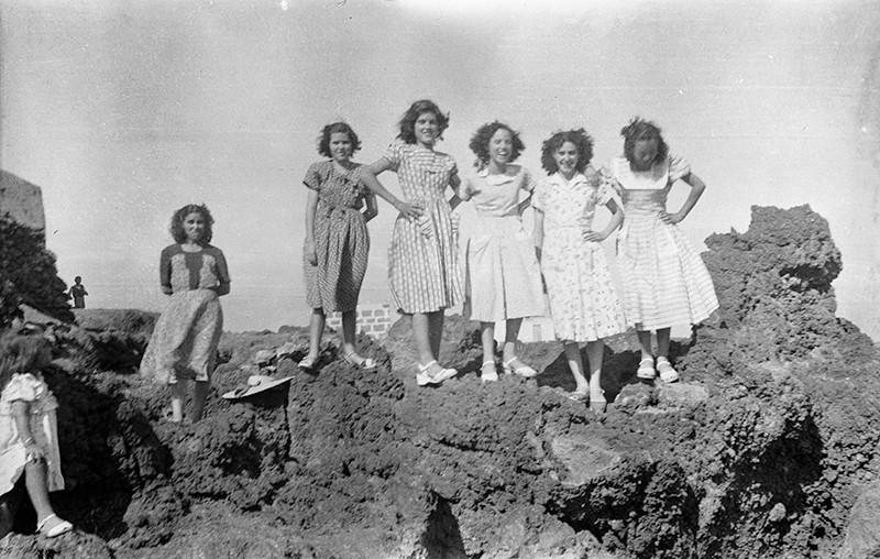 Jóvenes en Punta Mujeres V