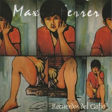 'Ma' de Maxi Ferrer ('Recuerdos del gofio')