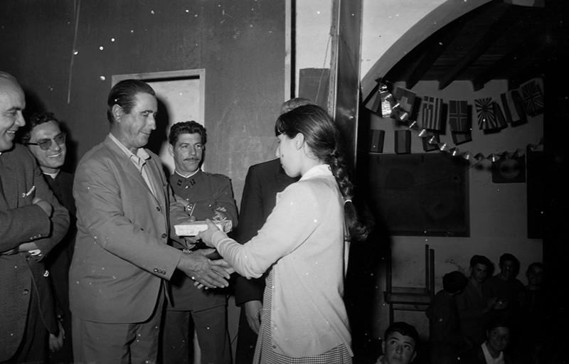Entrega de premios en Haría VI