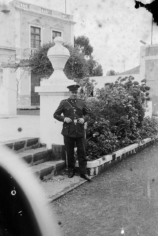 Guardia Municipal Antonio Navarro Morales
