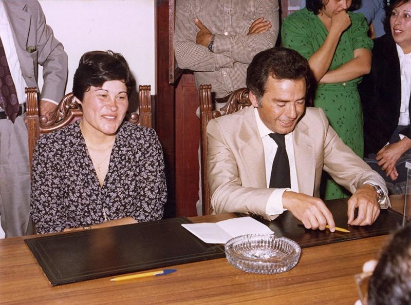 Constitución del Cabildo en 1979 I