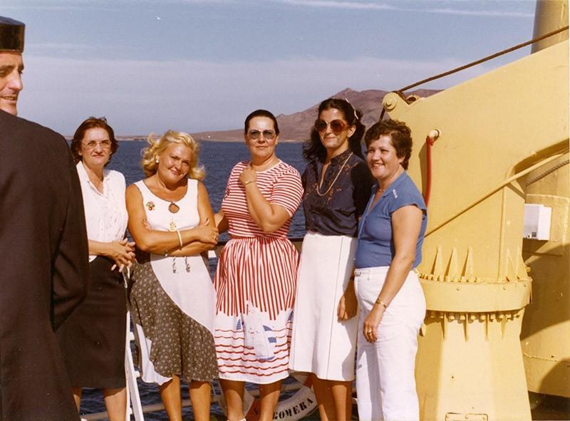 Inauguración de la línea Playa Blanca-Corralejo III