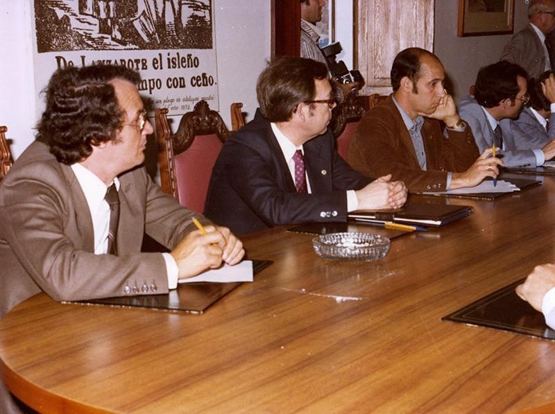 Constitución del Cabildo en 1979 V