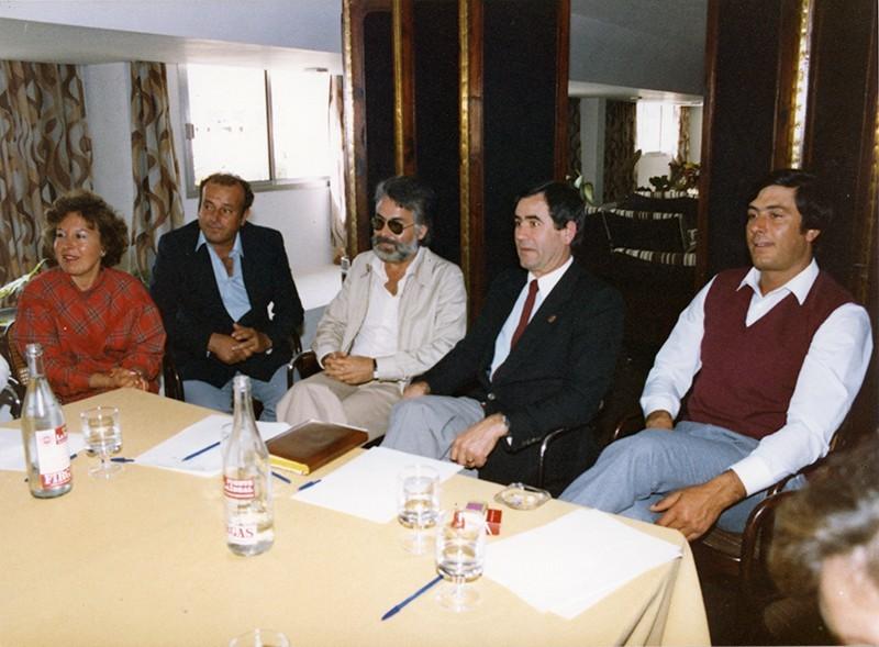 Gestación de agrupaciones y partidos insulares IV