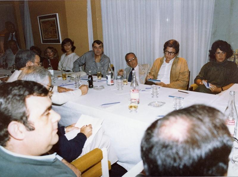 Gestación de agrupaciones y partidos insulares V