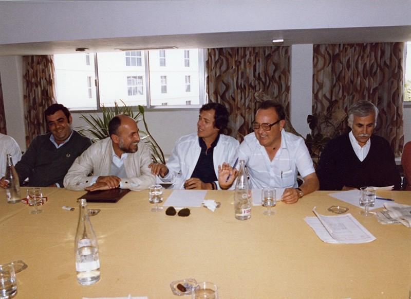 Gestación de agrupaciones y partidos insulares VIII