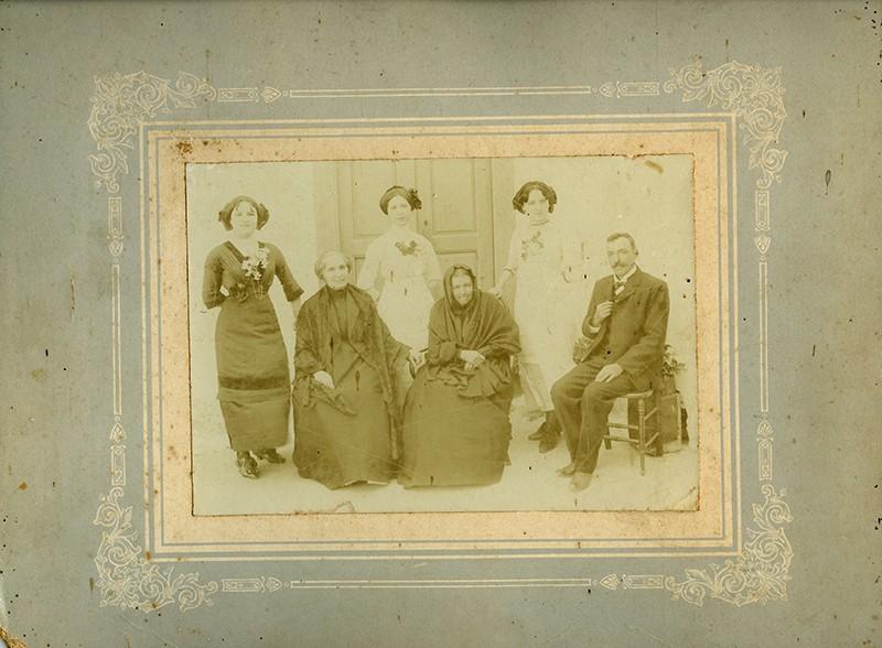 Familia de San Bartolomé