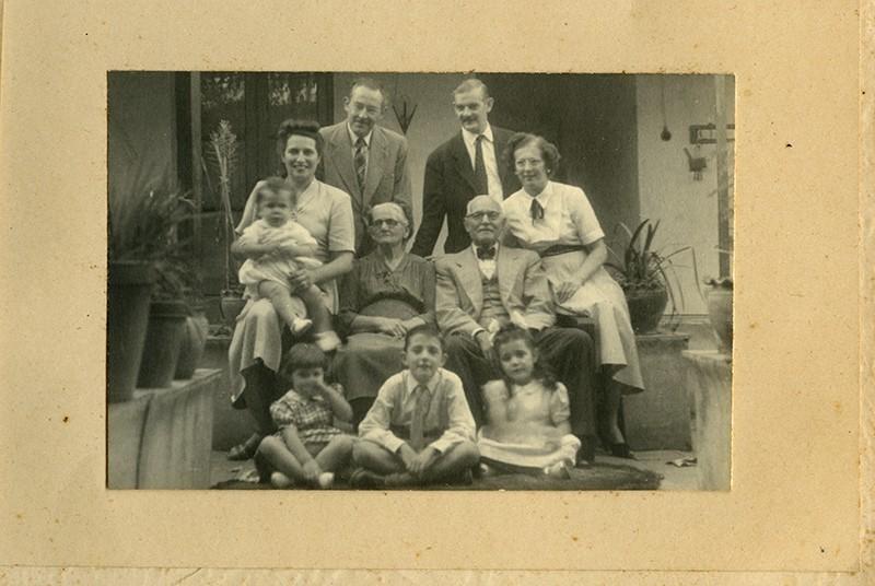 Familia de Maximiliano Martín Betancort