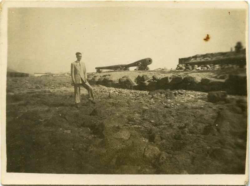 Batería de artillería